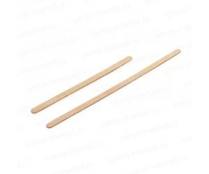 Одноразовые деревянные палочки для размешивания напитков