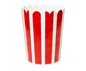 Стакан для попкорна с печатью, 1л, 1,5л
