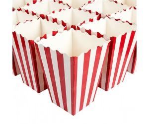 Коробка для попкорна с печатью
