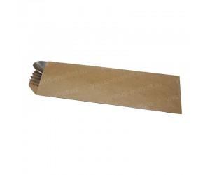 Конверт для столовых приборов из крафт-бумаги