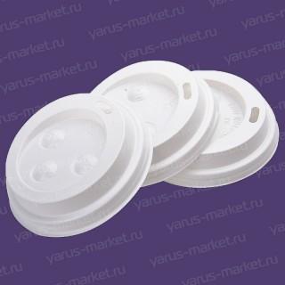 Пластиковые (пэт) крышки для стаканов