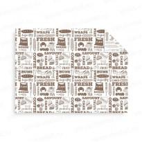 Жиронепроницаемые листы для гриля, выпечки 30 x 40 см