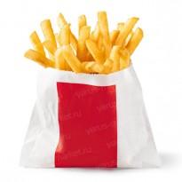 Пакет для картошки фри/по деревенски, 120 гр, 110×50×170мм