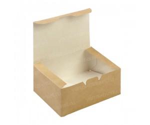 Коробка для куриных наггетсов, без печати, 160×100×60мм