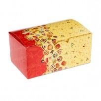"""Коробка для наггетсов, дизайн """"Рог Изобилия"""""""