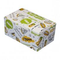 Коробка на вынос Foodкорт 150×91×70мм