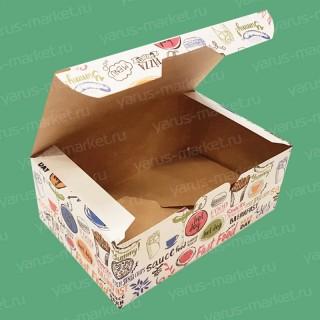 Упаковка для наггетсов