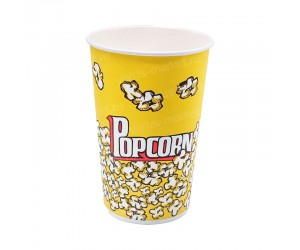 Бумажный стакан для попкорна FunFoodCorp