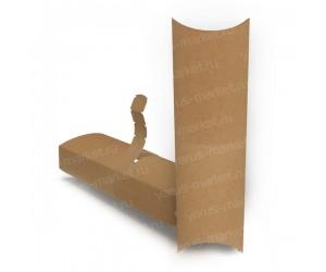 Упаковка для шаурмы, 200×110×50мм, c отрывной полоской
