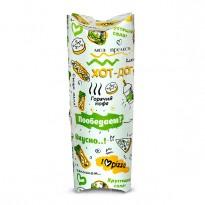 Упаковка для роллов (шаурмы) Foodкорт 210×80×60мм