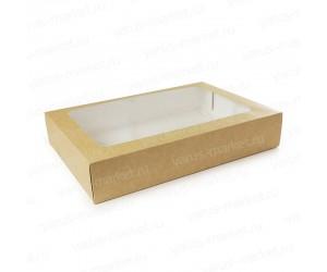 Коробка с вкладышем для сэндвичей