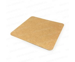 Подложка для сэндвичей из крафт-картона