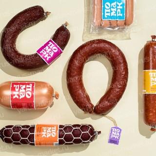 Упаковка для колбасы