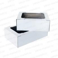 """Картонная коробка """"Телевизор"""" для кондитерских изделий"""