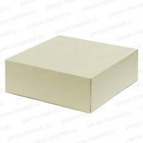 Картонная коробка для пирогов, тортов, эклеров
