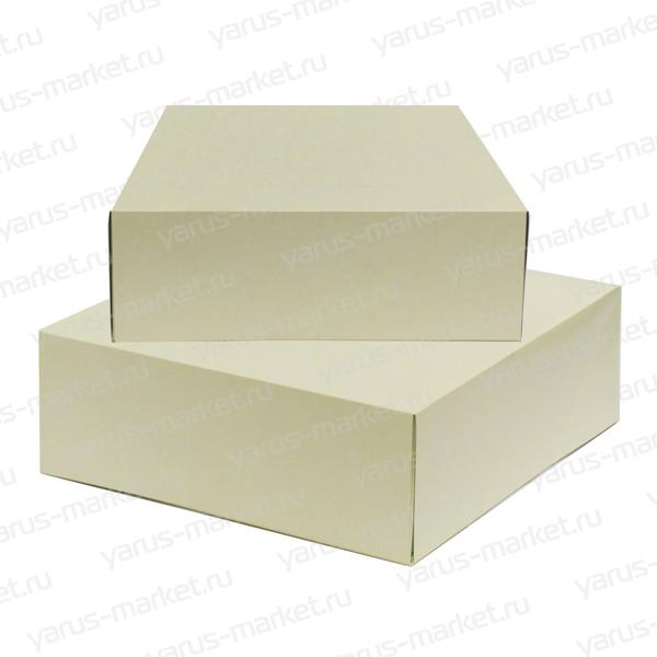 Коробки из отбелённого картона