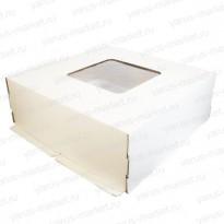 Коробка для заказных тортов 40×30×20см