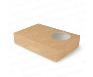 Картонная коробка для пончиков