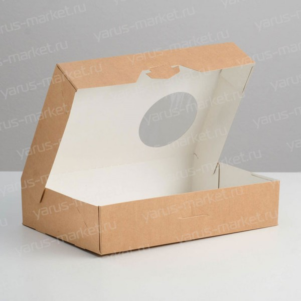 Упаковка для кондитерских изделий