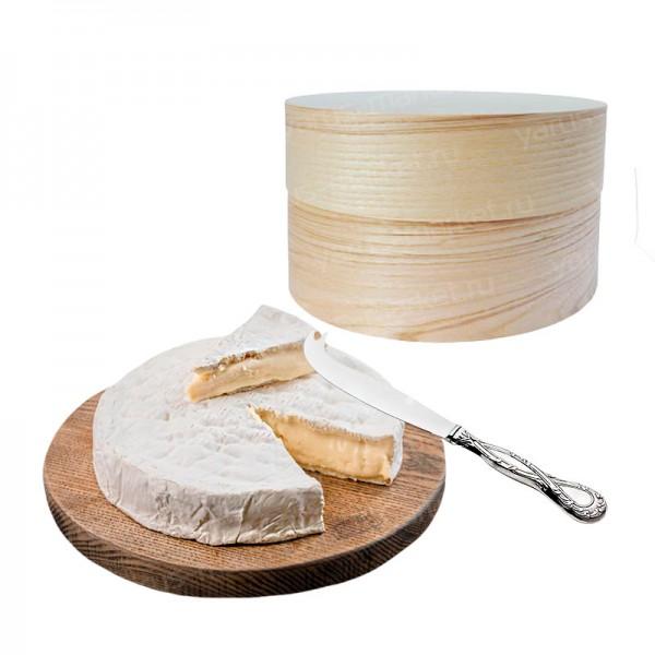 Упаковка из шпона для сыров