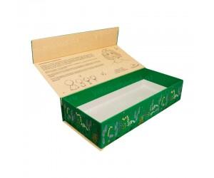 Упаковка для медицинских баночек