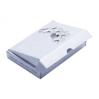 Самосборная коробка шкатулка для фармацевтики