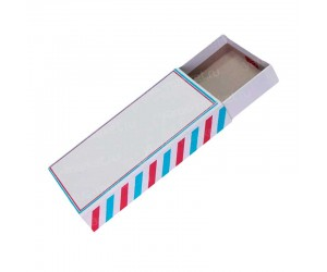 Коробка-пенал для фармацевтики