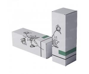 Коробка-домик для упаковки фармацевтики