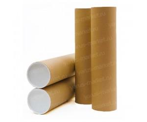 Тубус для переноса холстов, картин, документов 100х600 мм