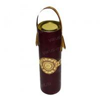 Картонный тубус для упаковки бутылок