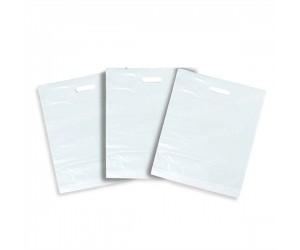 Пакет COEX белый с логотипом 300 х 400 мм