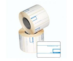 Печать этикеток для весов