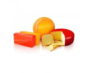 Многослойный термоусадочный пакет для голландских сыров