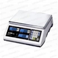 Электронные весы CAS ER–JR–6CB, торговые