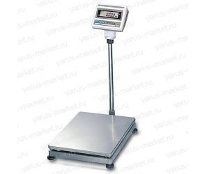 Электронные весы CAS DBII-60E, напольные