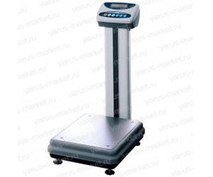 Электронные весы CAS DL–60, напольные