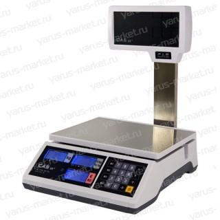 Торговые весы с печатью термочека