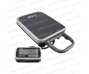 Электронные весы CAS PB–30, напольные