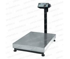 Электронные весы Масса-К ТВ-M-150.2-P3 товарные с печатью этикеток