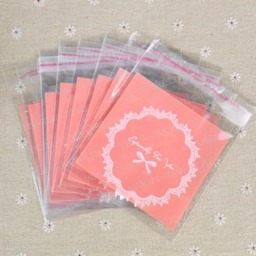 Пакеты полипропиленовые под визитки с клеевой лентой