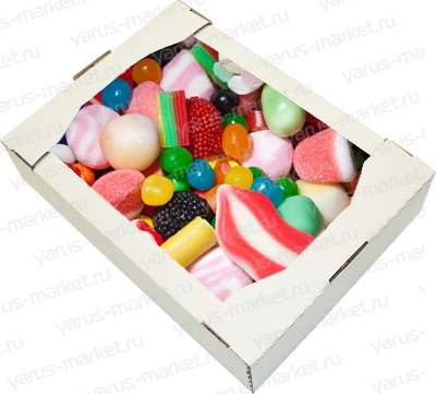 Лоток для упаковки печенья, конфет, шоколада, 380х280х120 мм.,