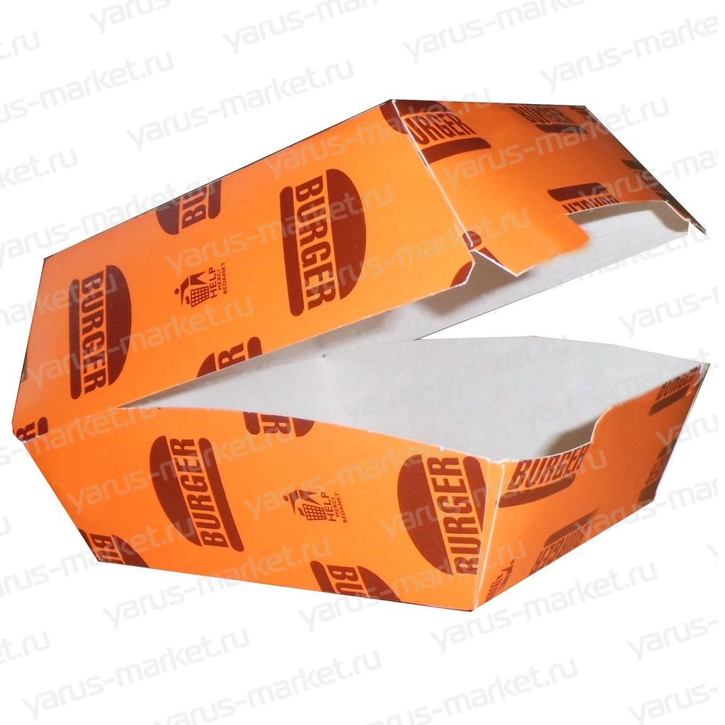 Упаковка для бургеров