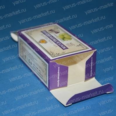 Картонная коробка 10х3х5 см. для творожной массы
