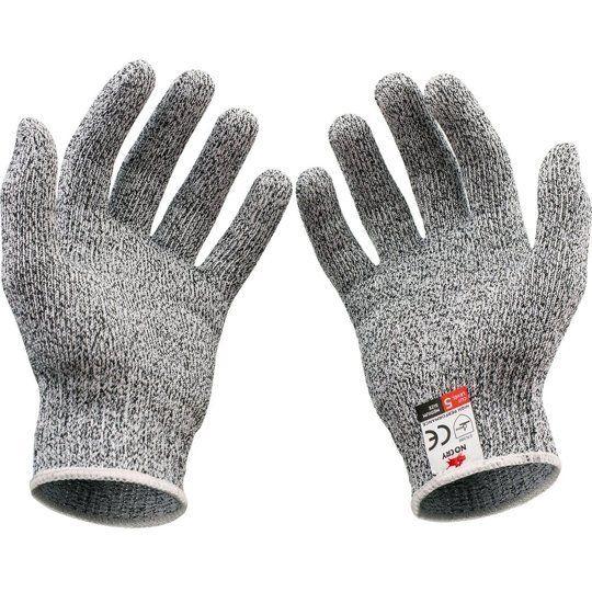 Кевларовые перчатки: назначение и выбор