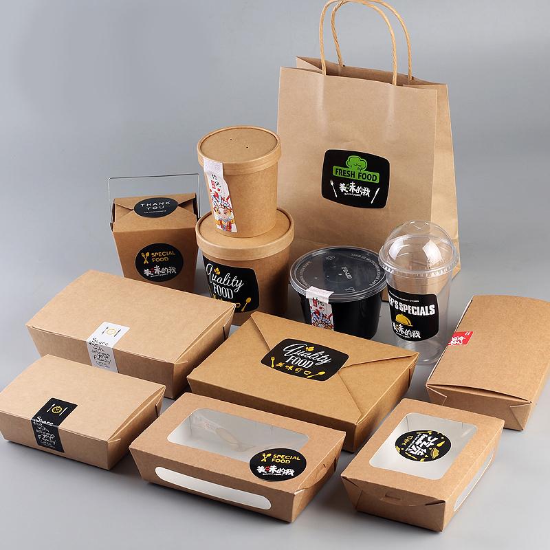 Как выбрать упаковку для службы доставки фаст-фуда?