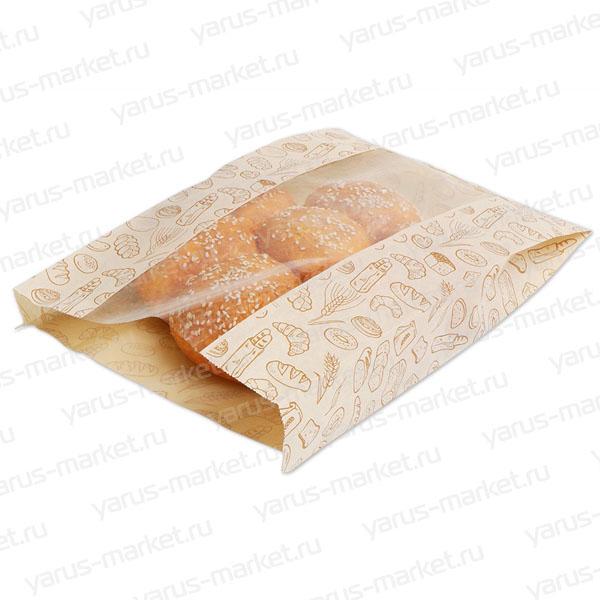 Пакеты для хлеба ивыпечки