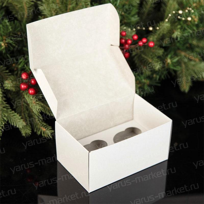 Коробка для капкейк