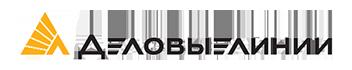 Логотип Деловые Линии. Доставка упаковки и упаковочных материалов ЯрусМаркет