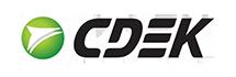 Логотип СДЭК. Доставка упаковки и упаковочных материалов ЯрусМаркет