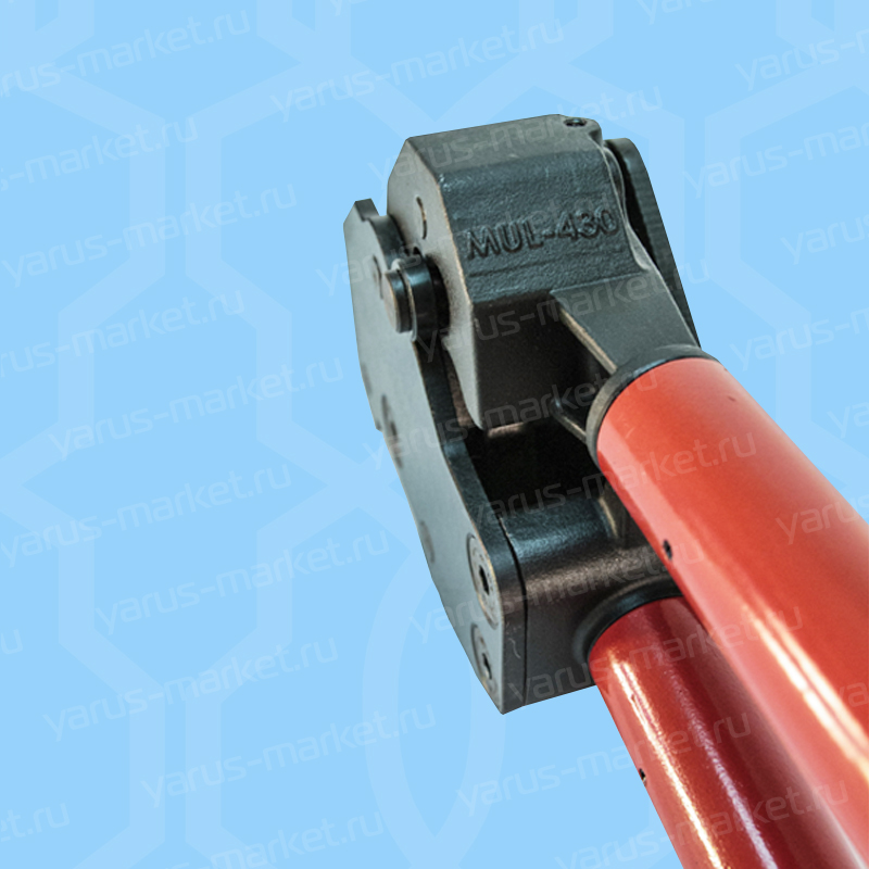 Клещи двойного действия для стальной ленты, МУЛ 430